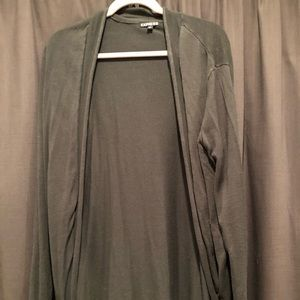 Express Brand Olive Green Cardigan